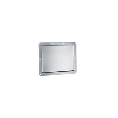 Cuvette Encastrable pour 88001 Plaque Signalétique adhésive